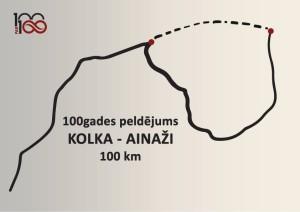 100gades peldejums map